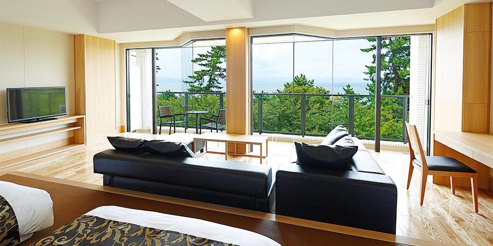 ホテルビワドッグのお部屋の画像